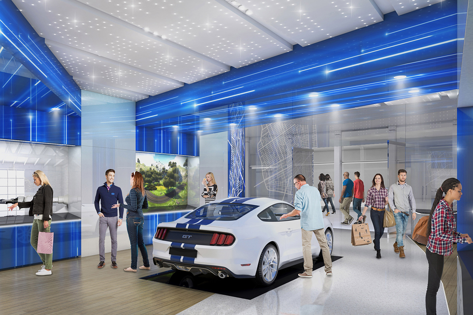 Зачем Ford решил заняться разработкой приложений для смартфонов. Фото 6