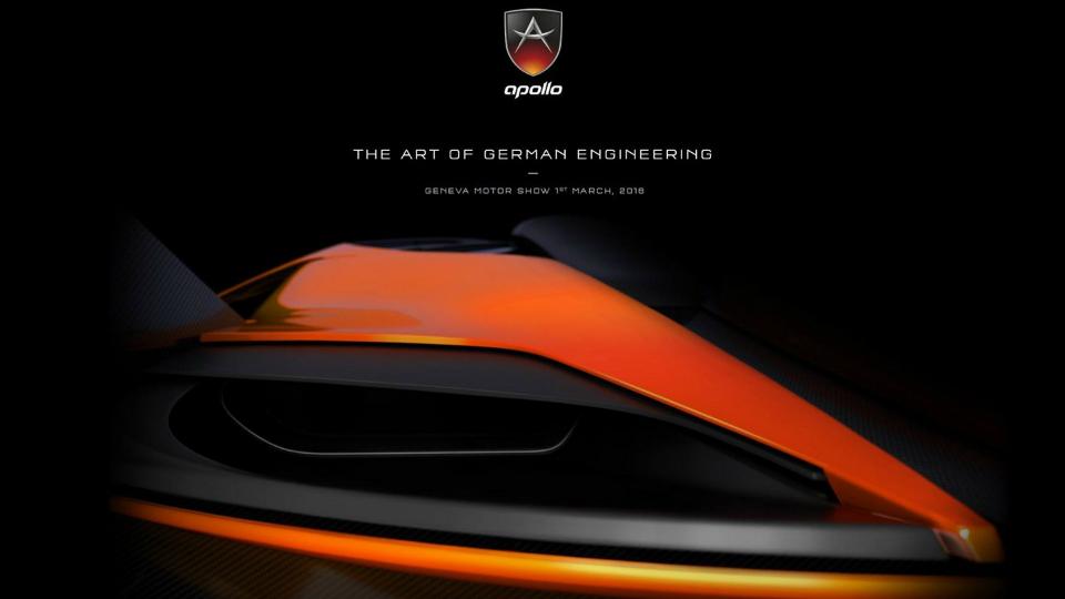 Компания-преемник Gumpert анонсировала первую модель