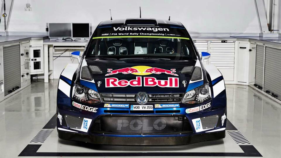 Команда Volkswagen представила новый раллийный Polo
