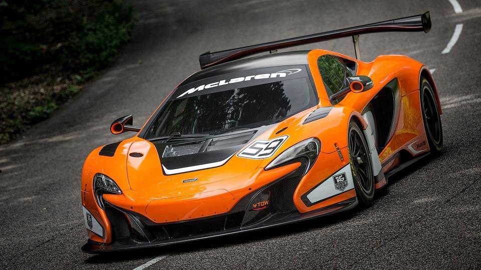 McLaren открыл гоночную академию
