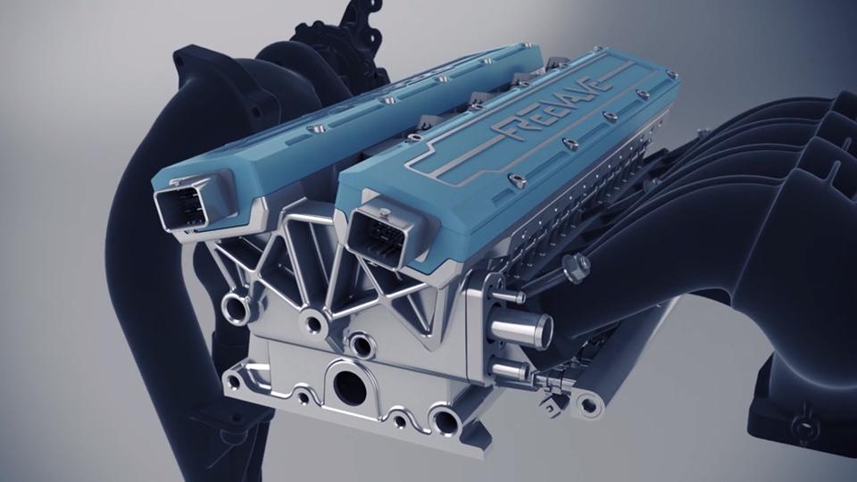 Как устроен революционный двигатель без распредвала. Фото 2