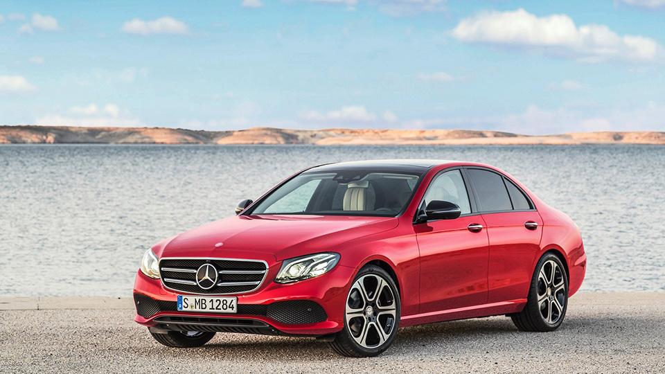 Новый Mercedes-AMG E 63 будет предлагаться только с полным приводом. Фото 1