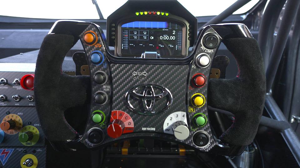 Прототип Toyota Pirus выступит в японской серии Super GT. Фото 1