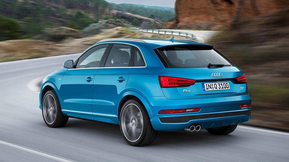 Fiat разрешил Audi использовать названия Q2 и Q4