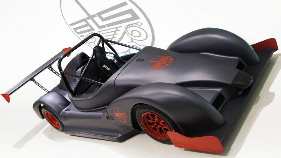 Спортпрототип Dieci оснастили 190-сильным двигателем Honda