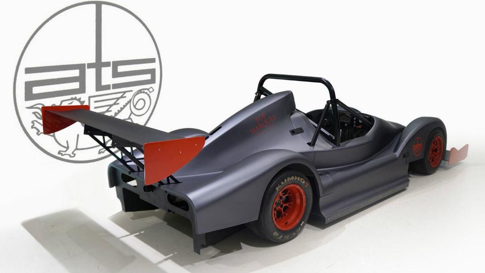 Спортпрототип Dieci оснастили 190-сильным двигателем Honda. Фото 1