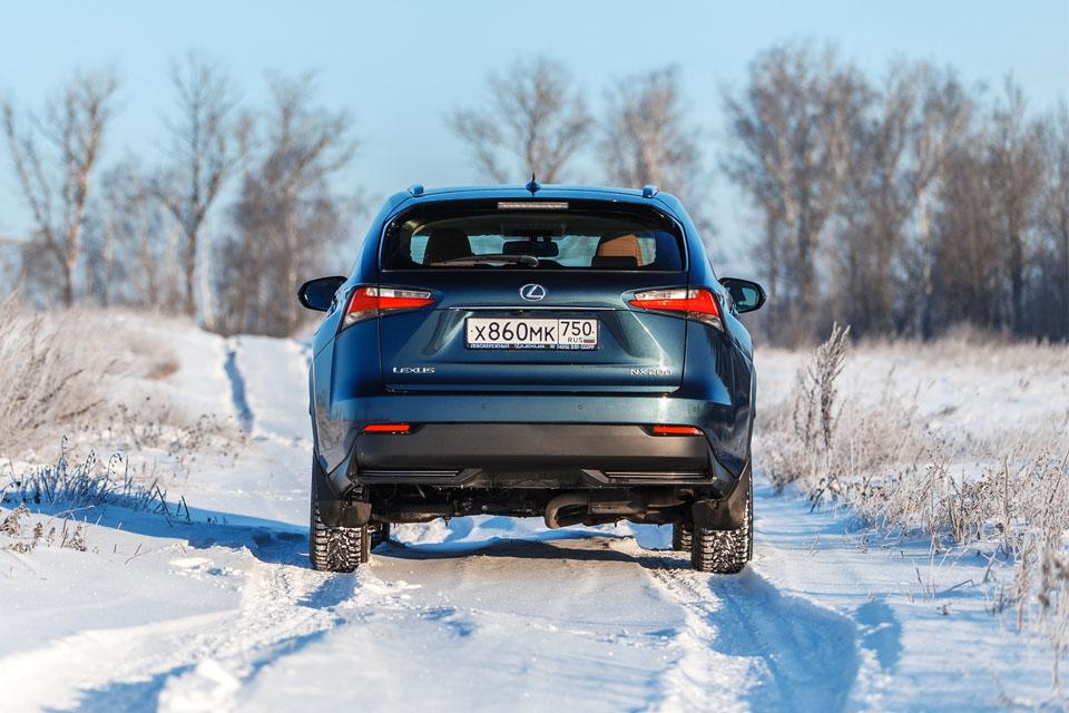 Кроссовер, который продается, когда рынок падает. Длительный тест Lexus NX. Фото 4