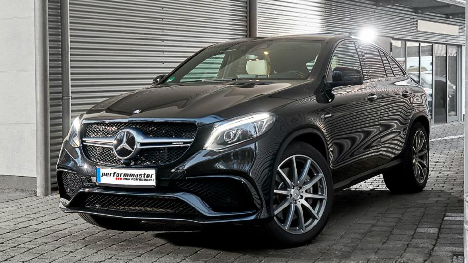 Тюнеры построили 702-сильный Mercedes-Benz GLE Coupe