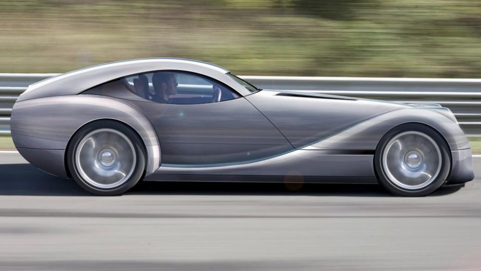 Британцы начнут выпуск спорткаров с новыми силовыми установками в 2019 году