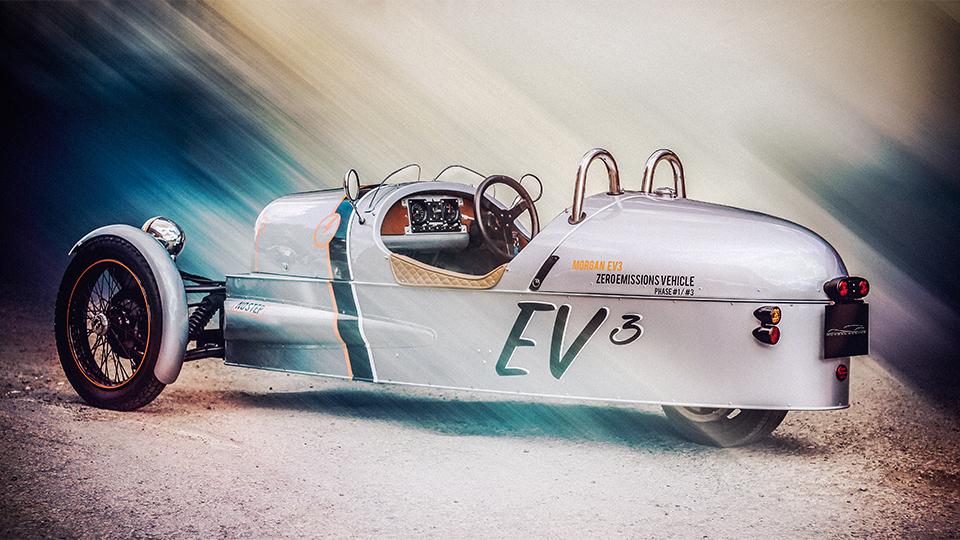 Британцы начнут выпуск спорткаров с новыми силовыми установками в 2019 году . Фото 1
