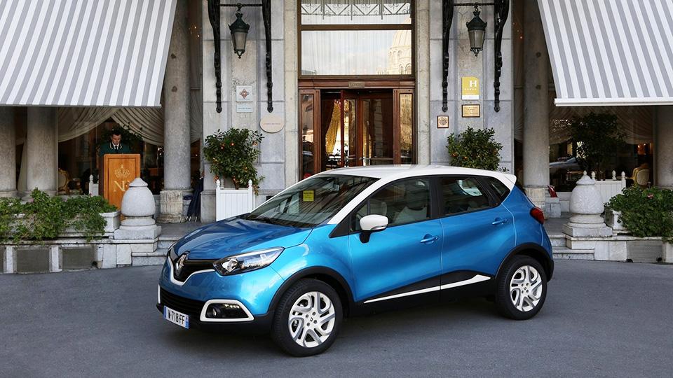 Renault отзовет автомобили из-за уровня вредных выбросов