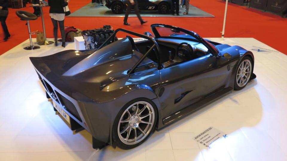 Avatar Roadster будет предлагаться с турбомоторами EcoBoost