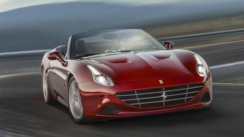Ferrari усовершенствует суперкар California T