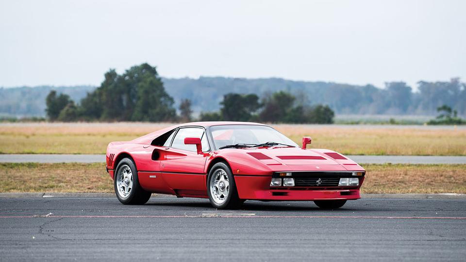 Раритетное купе Ferrari оценили в 2,8 миллиона долларов