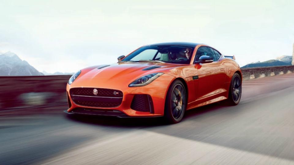 Самый быстрый Jaguar F-Type наберет «сотню» за 3,7 секунды