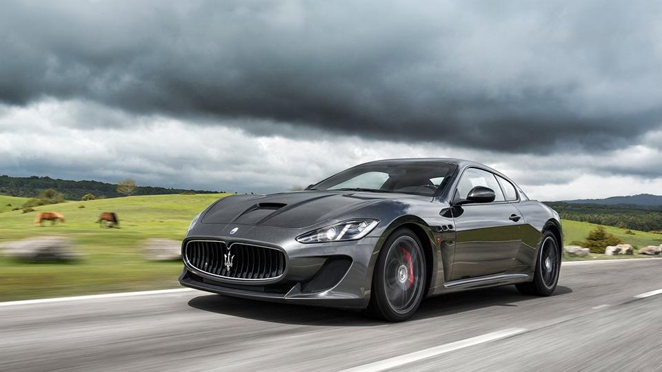 Пять моделей Maserati станут гибридами