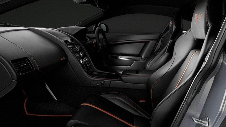 Спецверсию модели Vantage S выпустят ограниченным тиражом. Фото 1