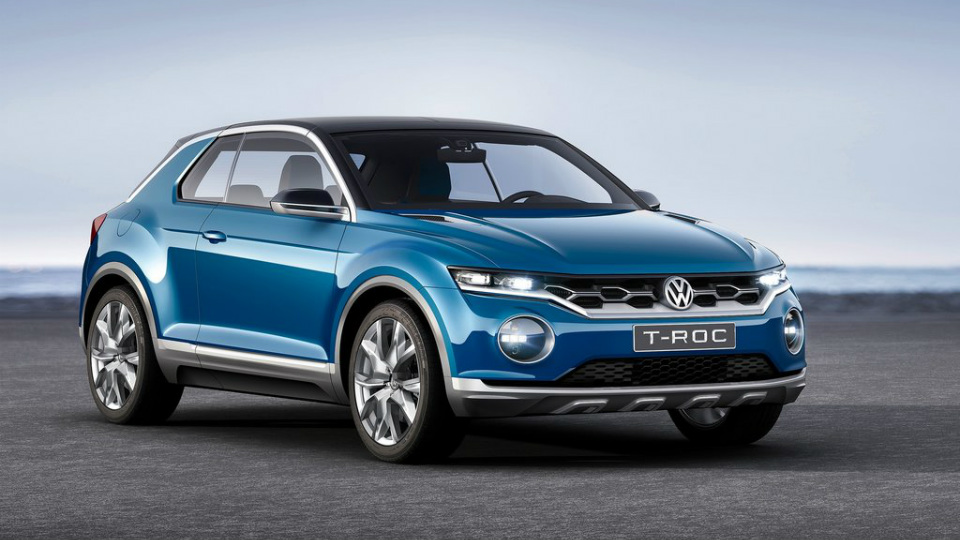 Volkswagen привезет в Женеву прототип конкурента Nissan Juke