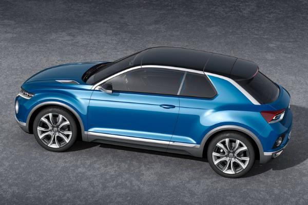 Volkswagen готовит конкурента Nissan Juke (4 фото) (2)