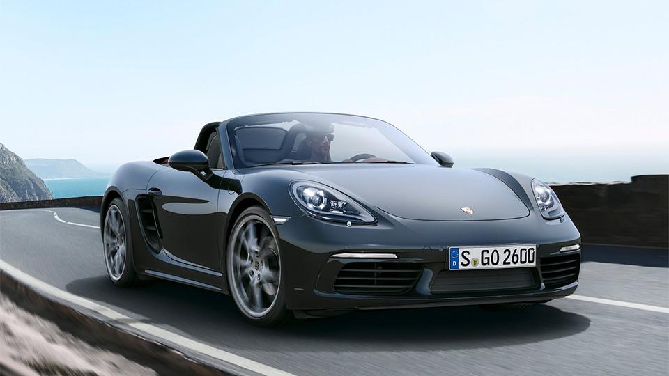 Родстер Porsche переименовали в 718 Boxster. Фото 3