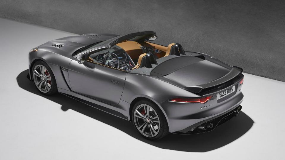 Британская марка официально анонсировала SVR-версию модели. Фото 2