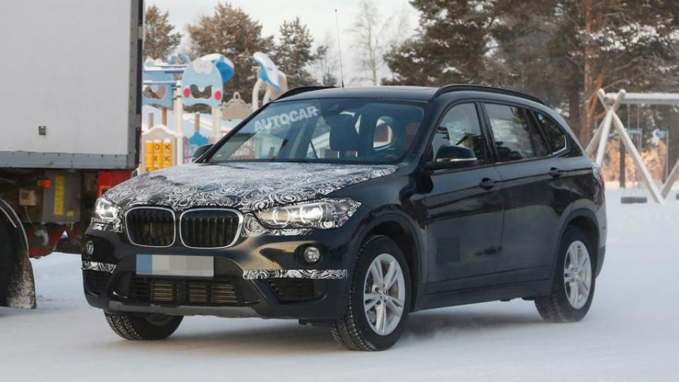 BMW будет продавать длиннобазный X1 в Европе