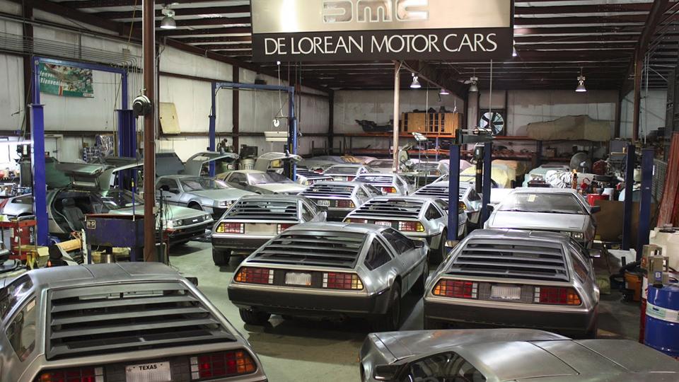 DeLorean Motor Company наладит мелкосерийный выпуск реплики спорткара. Фото 1