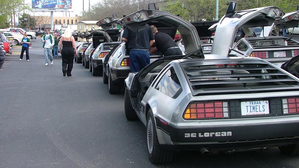 DeLorean Motor Company наладит мелкосерийный выпуск реплики спорткара. Фото 2