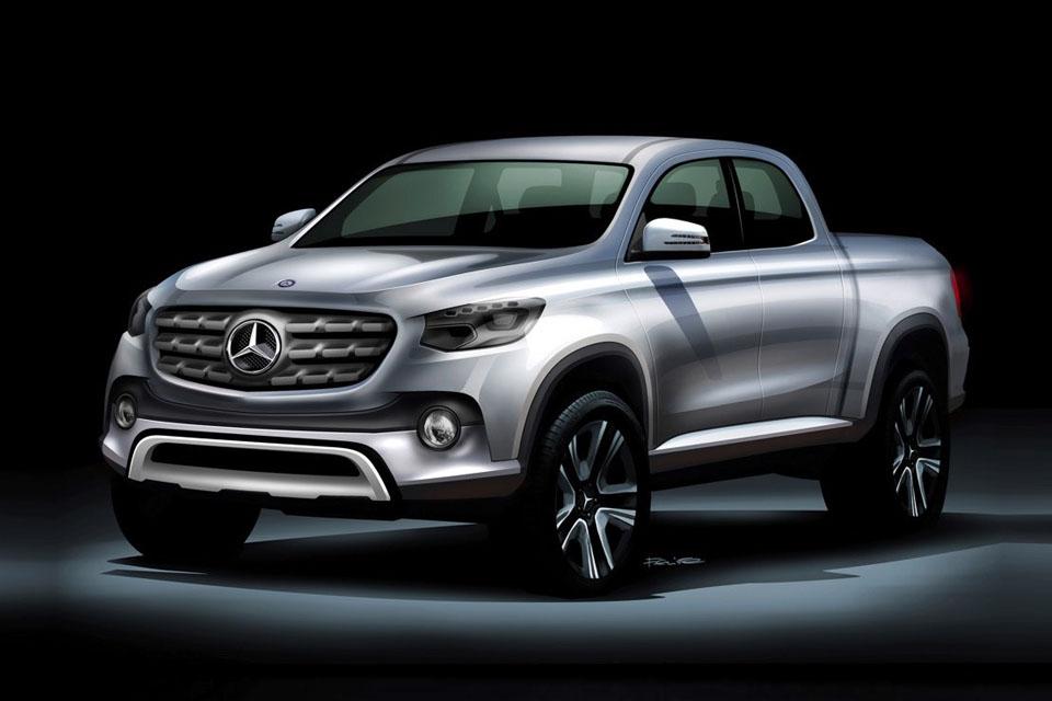 Каким будет пикап Mercedes-Benz и зачем он вообще нужен