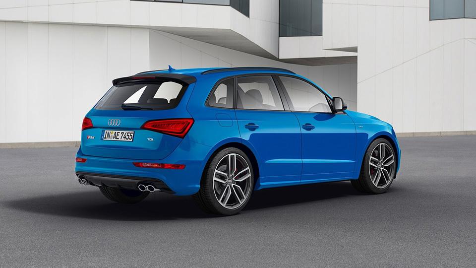 Вседорожник Audi получит RS-версию при смене поколения
