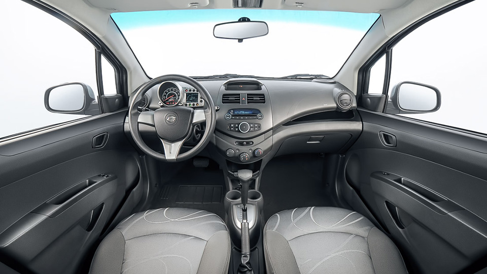 Компания Ravon объявила рублевые цены на перелицованный Chevrolet Spark