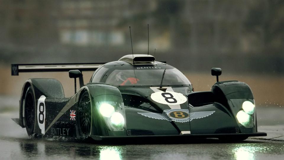 Bentley вернется в гонки спортпрототипов