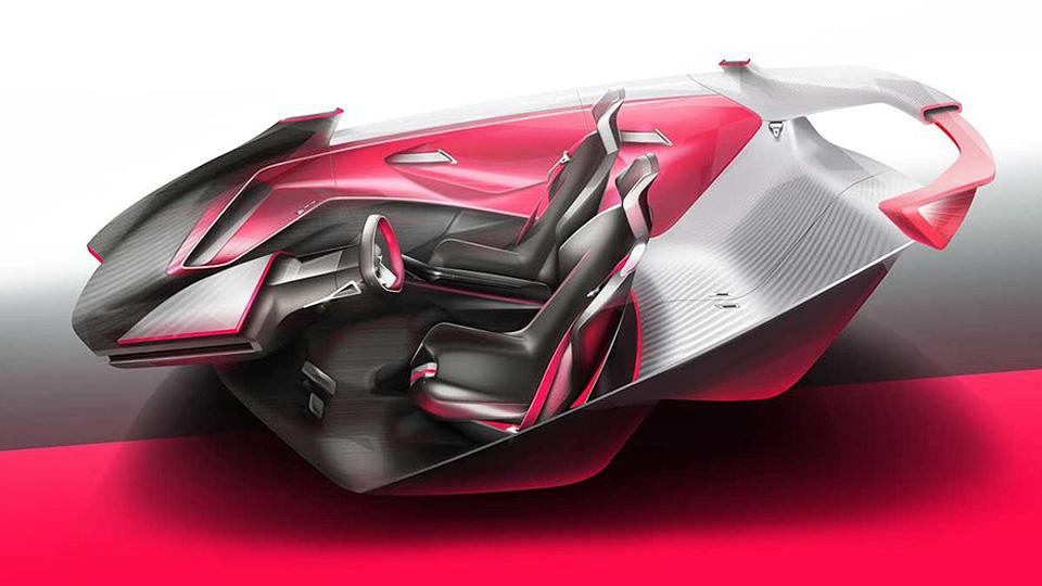 Компания Icona представила концепт-кар Neo. Фото 2