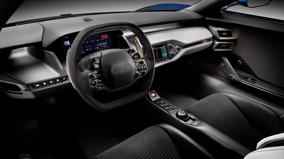 Стали известны условия для покупки Ford GT нового поколения. Фото 2