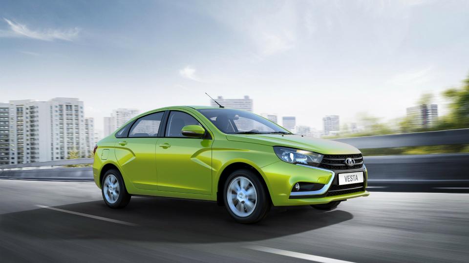 «АвтоВАЗ» анонсировал «спортивные» версии Vesta и XRay