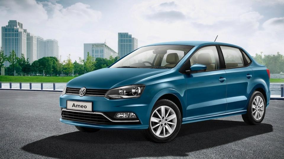 Volkswagen выпустил укороченный седан Polo