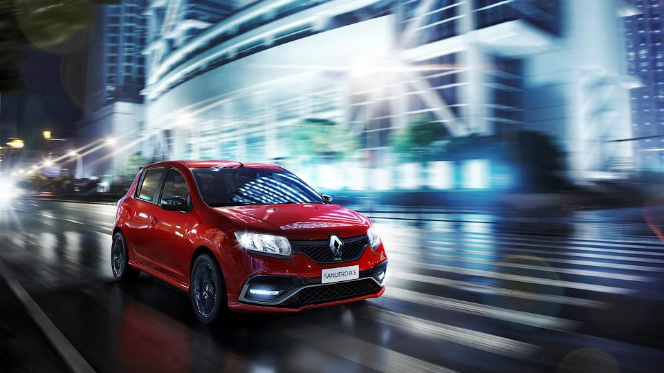 В Renault сформировали отдельное подразделение для «заряженных» машин