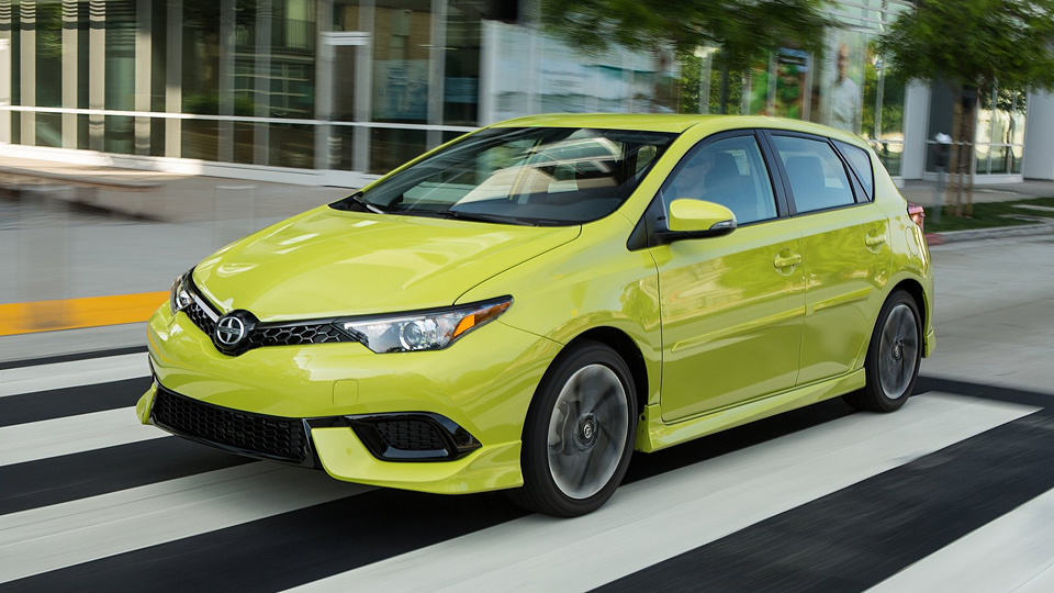 Toyota подтвердила отказ от марки Scion
