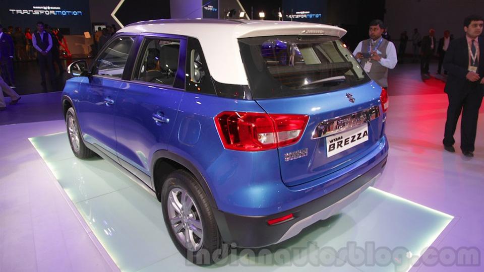 В Индии дебютировал новый компактный кроссовер Suzuki