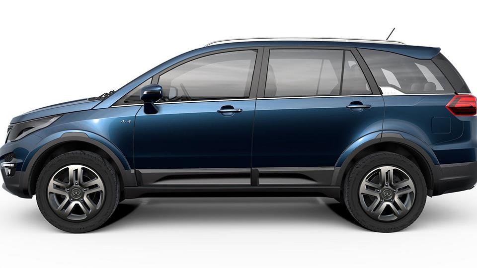 В Нью-Дели дебютировала модель Tata Hexa