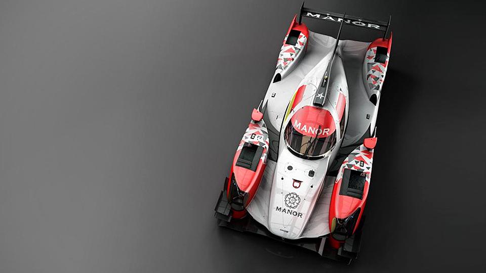 Джон Бут представил машину класса LMP2 для чемпионата WEC