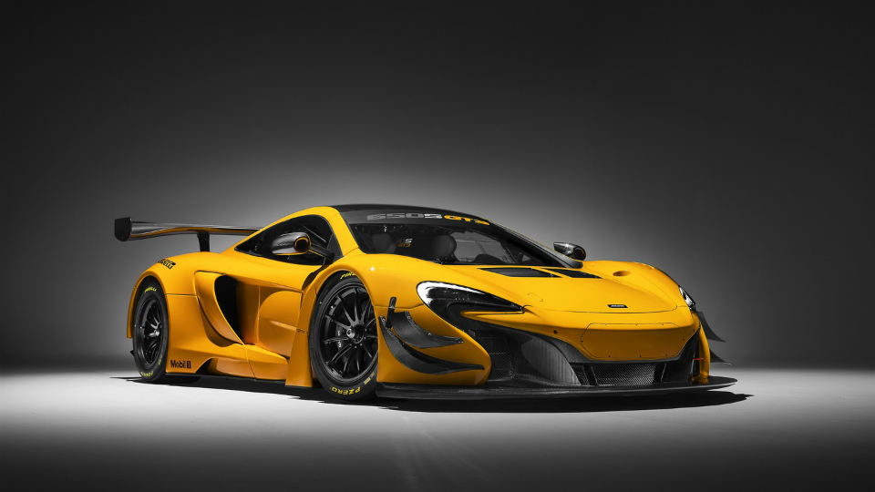 McLaren обновил гоночную версию суперкара 650S