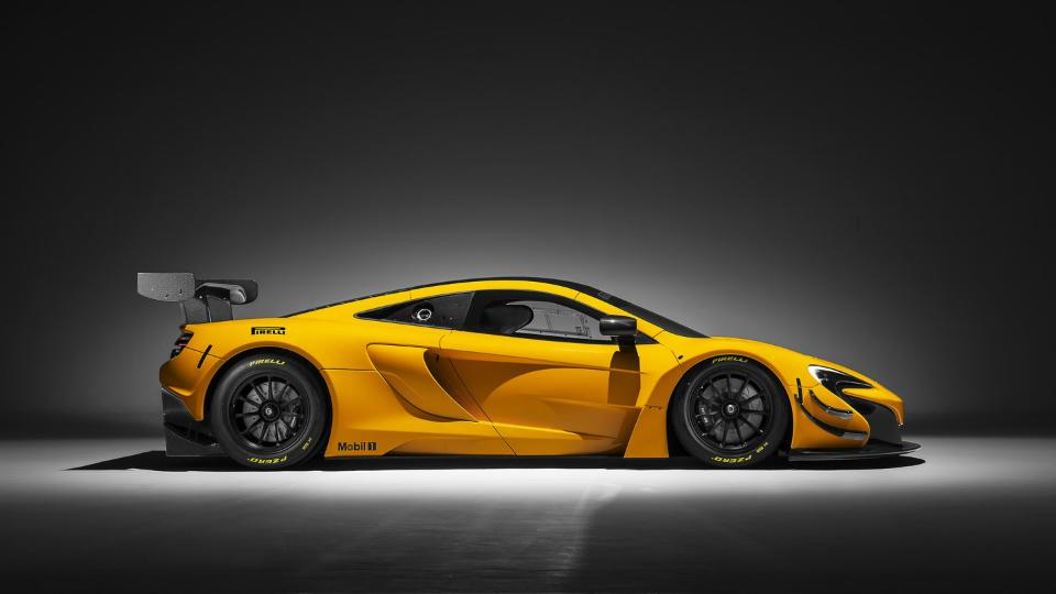 GT3-модификации купе изменили аэродинамику