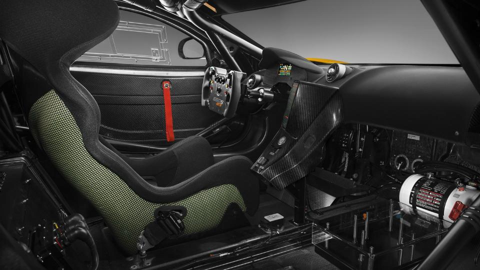 GT3-модификации купе изменили аэродинамику. Фото 1