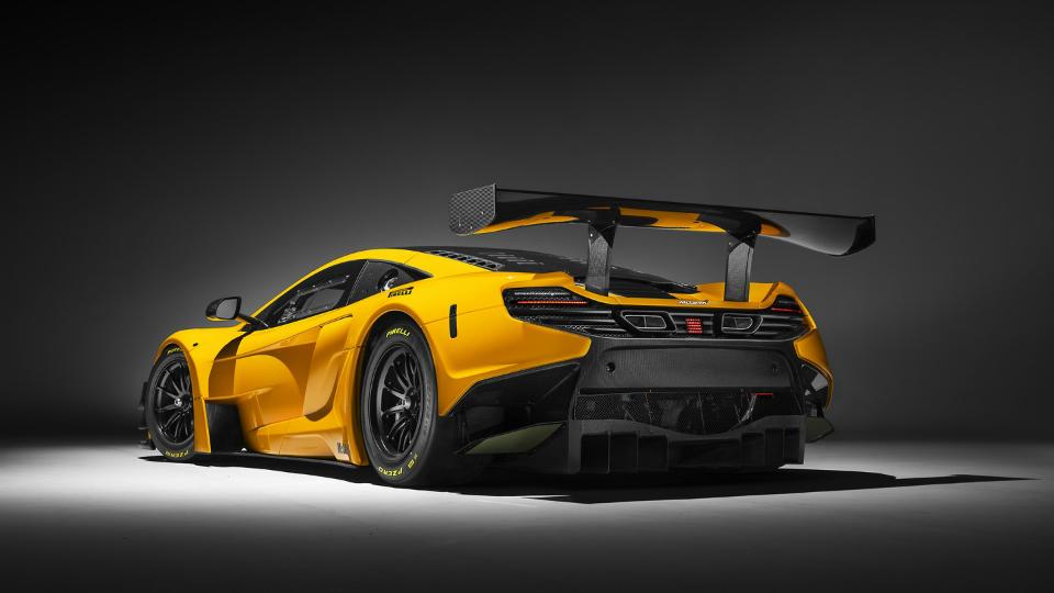 GT3-модификации купе изменили аэродинамику. Фото 2