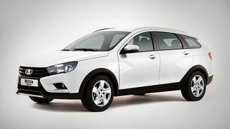 Lada Vesta появилась и с кузовом универсал - Lada