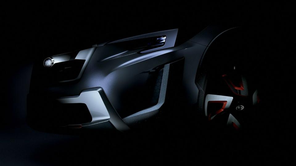 Subaru привезет в Женеву предвестника следующего XV