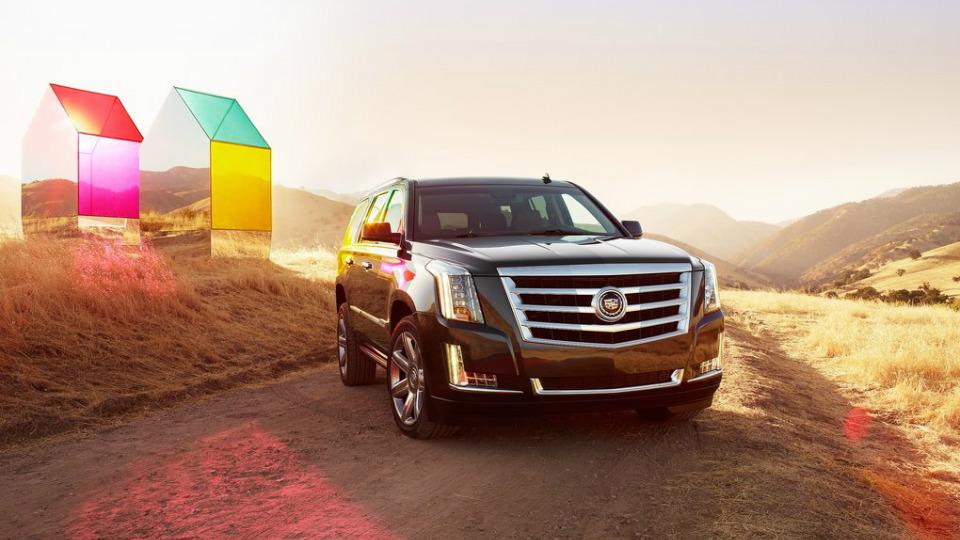 Новый Cadillac Escalade сохранит рамную конструкцию