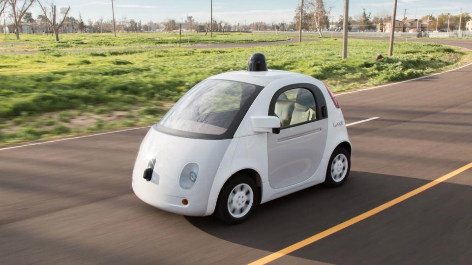 Google испытает беспроводные зарядки для беспилотников