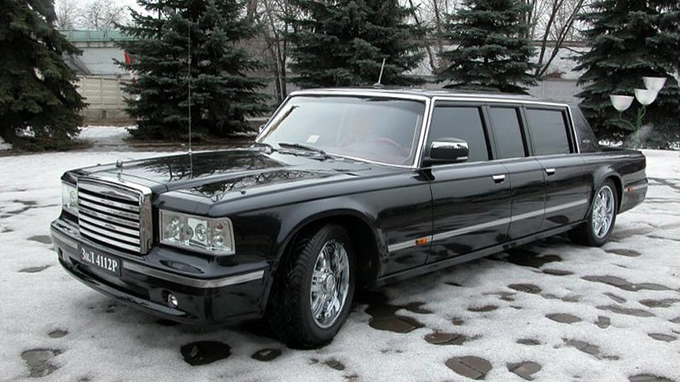 «Забракованный Путиным» лимузин оценили в 1,2 миллиона долларов